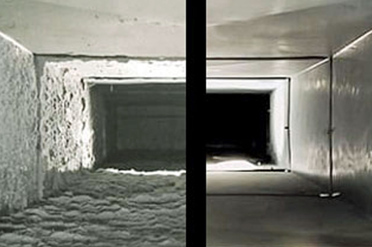 SHOULD I CLEAN MY AIR DUCTS?
